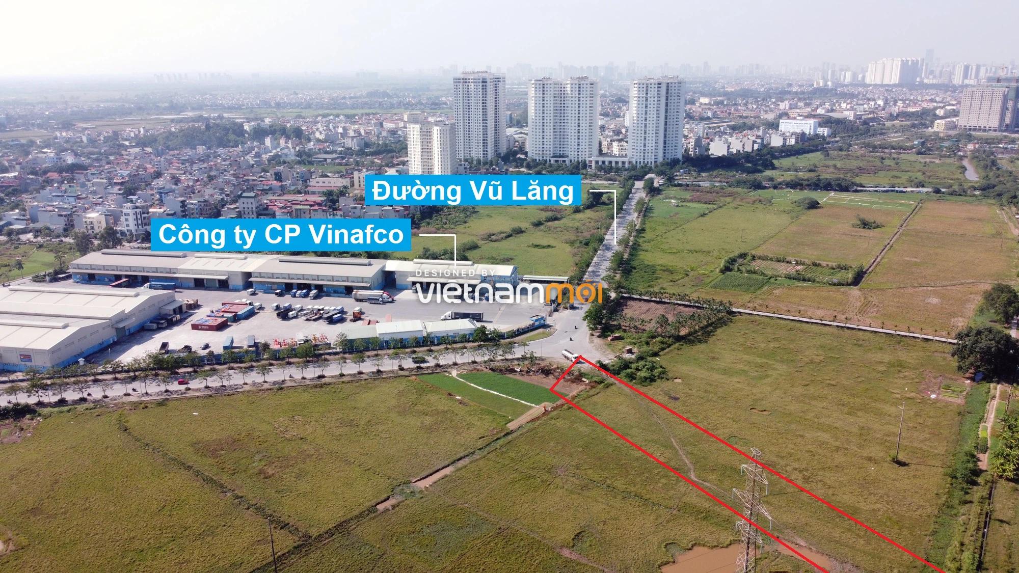 Những khu đất sắp thu hồi để mở đường ở xã Ngũ Hiệp, Thanh Trì, Hà Nội (phần 1) - Ảnh 14.