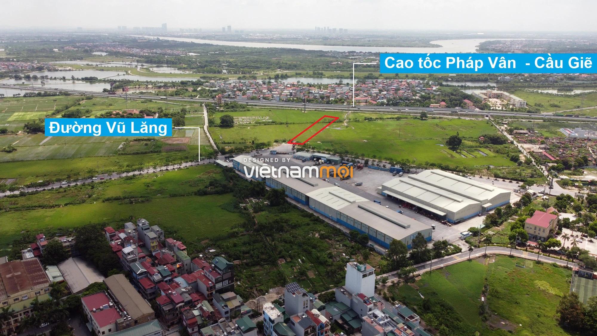 Những khu đất sắp thu hồi để mở đường ở xã Ngũ Hiệp, Thanh Trì, Hà Nội (phần 1) - Ảnh 15.