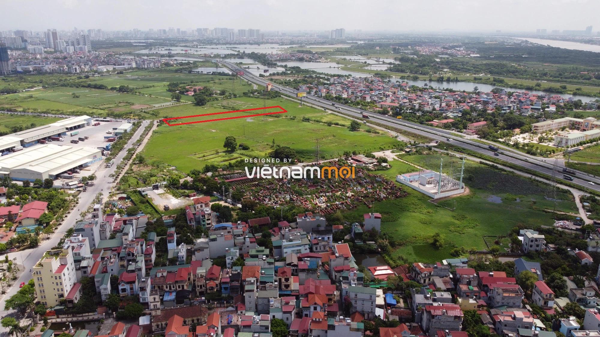 Những khu đất sắp thu hồi để mở đường ở xã Ngũ Hiệp, Thanh Trì, Hà Nội (phần 1) - Ảnh 16.