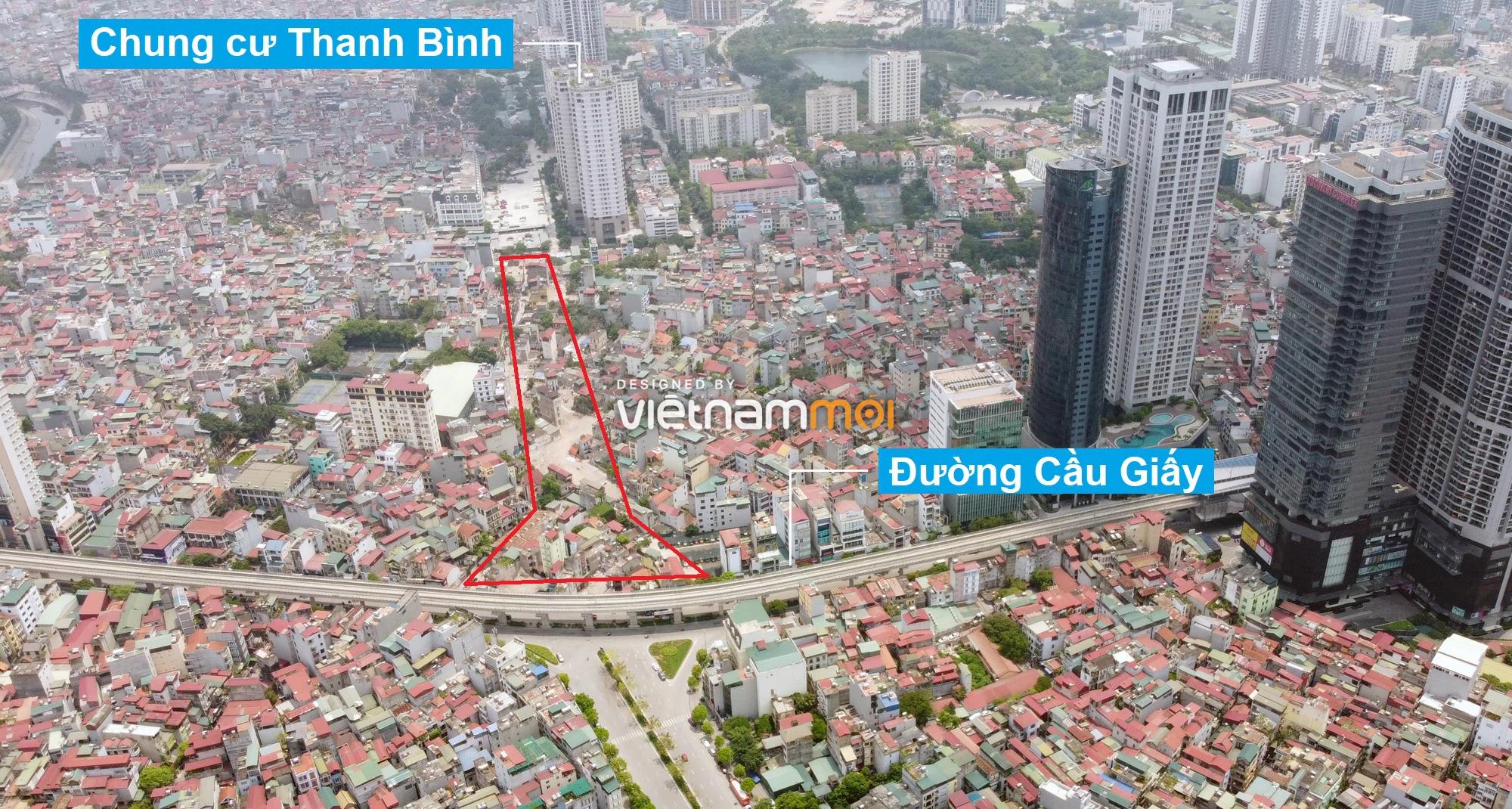 Những khu đất sắp thu hồi để mở đường ở quận Cầu Giấy, Hà Nội - Ảnh 10.