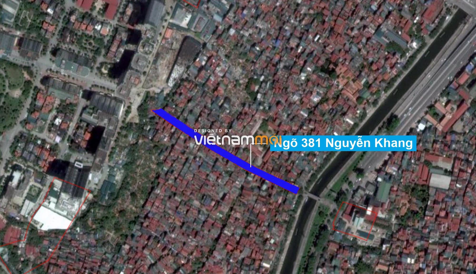 Những khu đất sắp thu hồi để mở đường ở quận Cầu Giấy, Hà Nội - Ảnh 13.