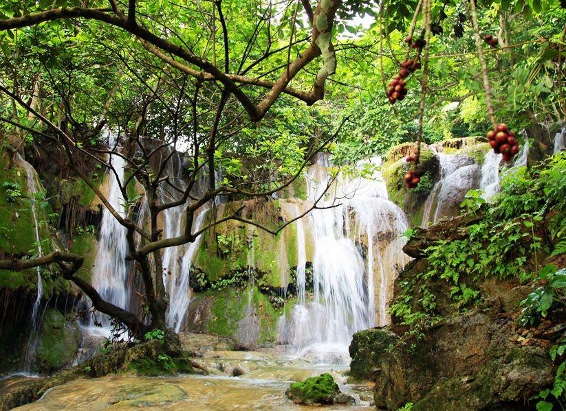 Thanh Hoá duyệt quy hoạch Khu du lịch thác Voi 200 ha - Ảnh 1.