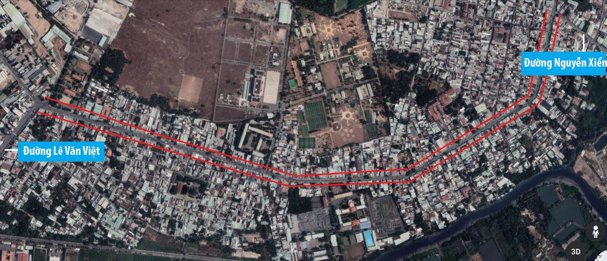 Đường sẽ mở theo quy hoạch ở phường Long Thạnh Mỹ, quận 9, Thủ Đức, TP HCM  - Ảnh 11.