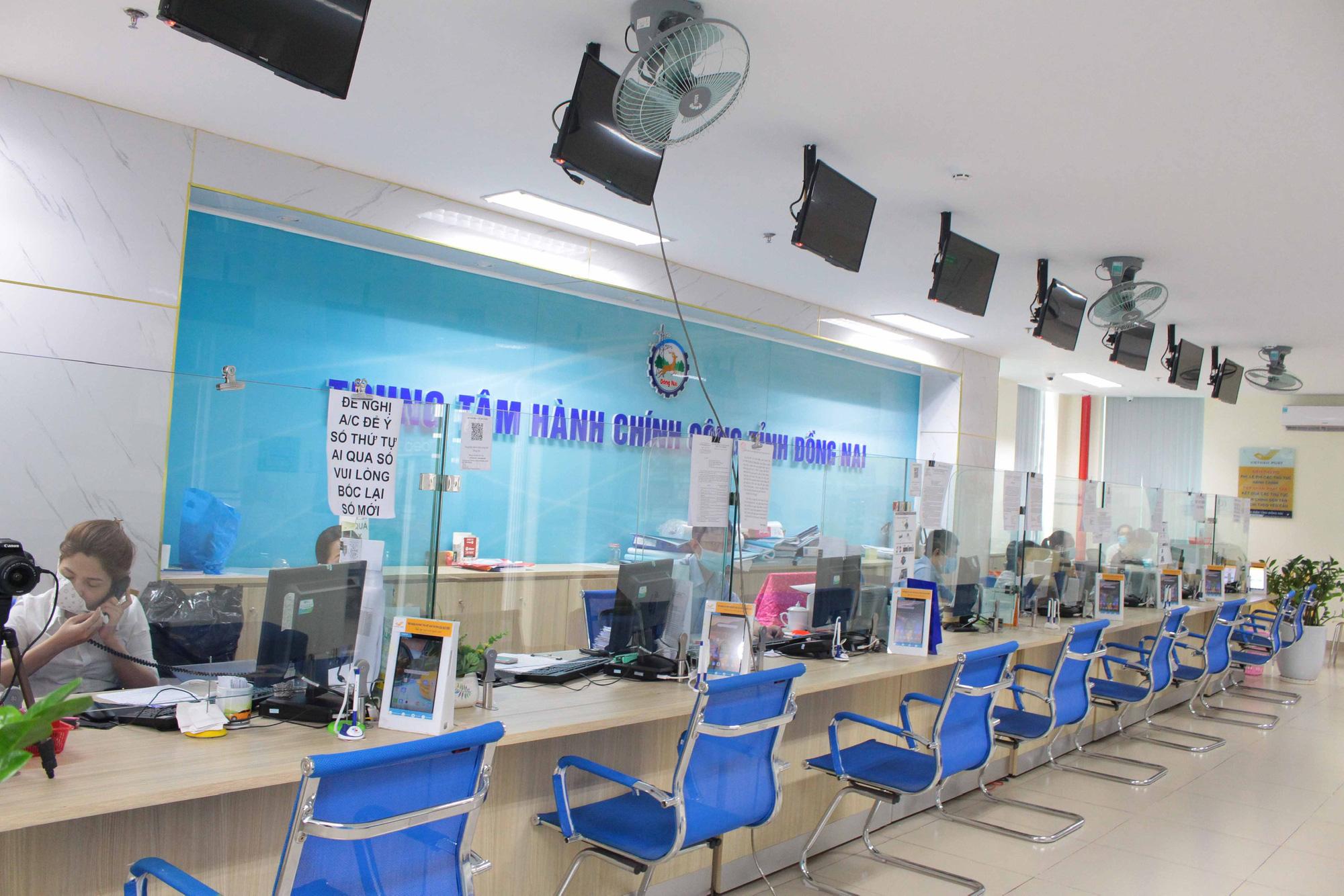 Đồng Nai thu nhận thồ sơ đất đai qua bưu chính công ích trong thời gian giãn cách xã hội - Ảnh 1.