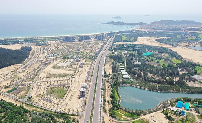 Bình Định sắp có khu đô thị - du lịch nghĩ dưỡng biển cao cấp tại Vĩnh Hội - Ảnh 1.
