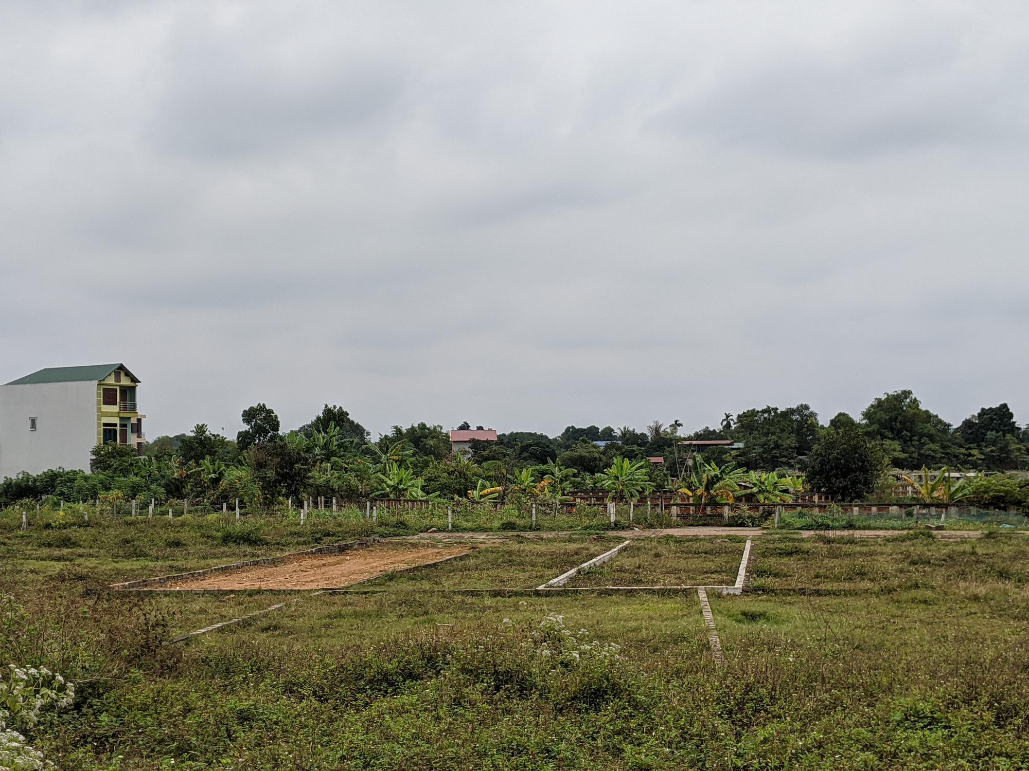 Giá đất nông nghiệp nhiều nơi tăng nóng - Ảnh 1.