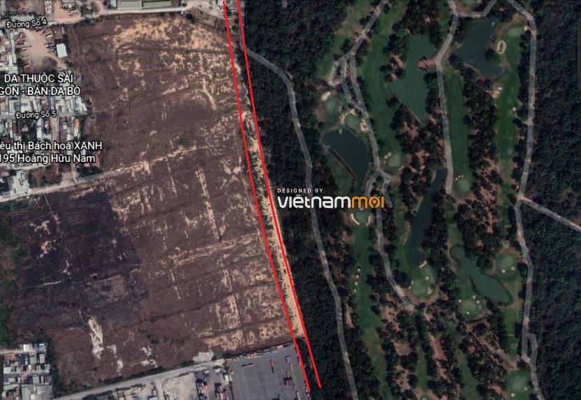 Đường sẽ mở theo quy hoạch ở phường Long Thạnh Mỹ, quận 9, Thủ Đức, TP HCM  - Ảnh 4.
