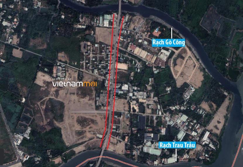 Đường sẽ mở theo quy hoạch ở phường Long Thạnh Mỹ, quận 9, Thủ Đức, TP HCM  - Ảnh 10.