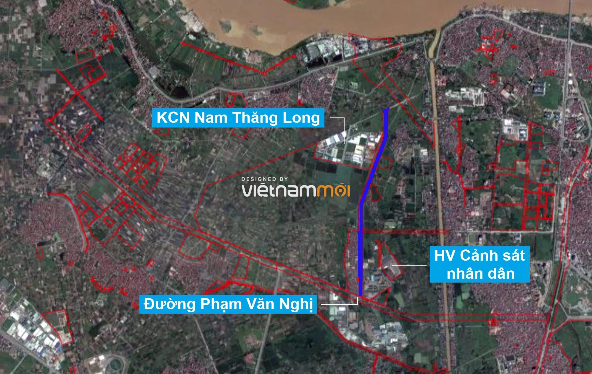 Những khu đất sắp thu hồi để mở đường ở quận Bắc Từ Liêm, Hà Nội (phần 3) - Ảnh 2.