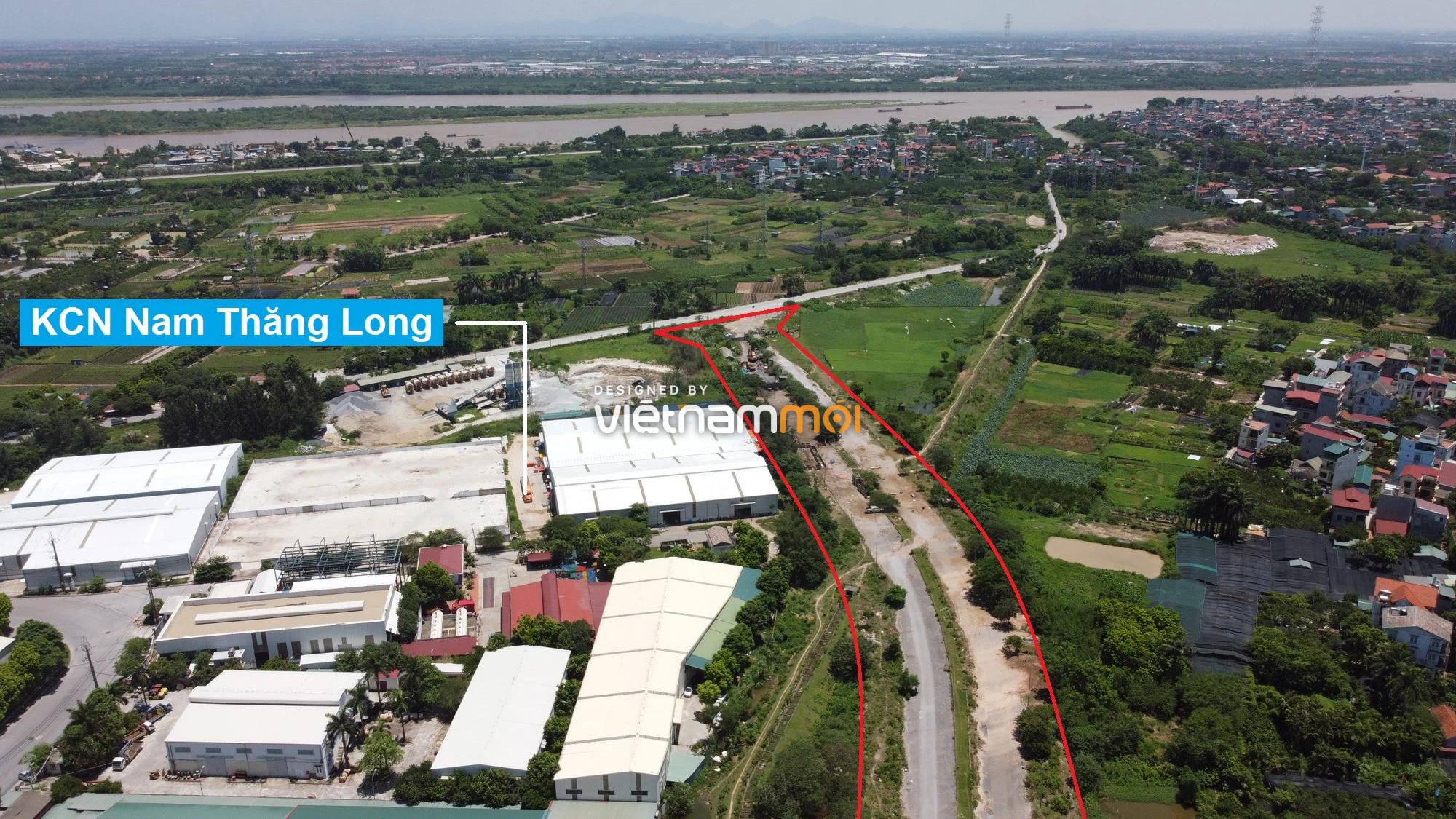 Những khu đất sắp thu hồi để mở đường ở quận Bắc Từ Liêm, Hà Nội (phần 3) - Ảnh 7.