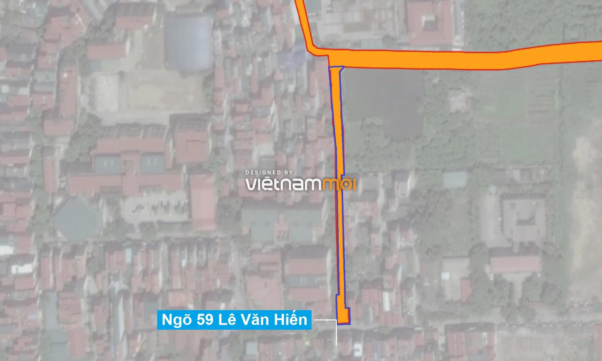 Những khu đất sắp thu hồi để mở đường ở quận Bắc Từ Liêm, Hà Nội (phần 3) - Ảnh 8.