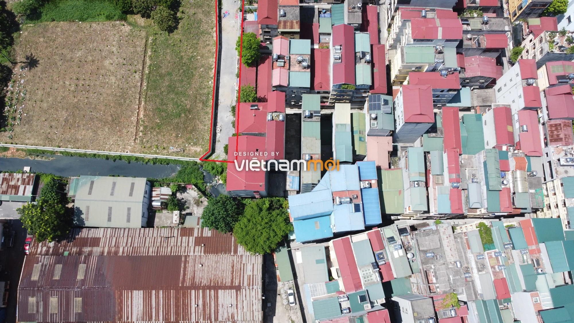 Những khu đất sắp thu hồi để mở đường ở quận Bắc Từ Liêm, Hà Nội (phần 3) - Ảnh 12.