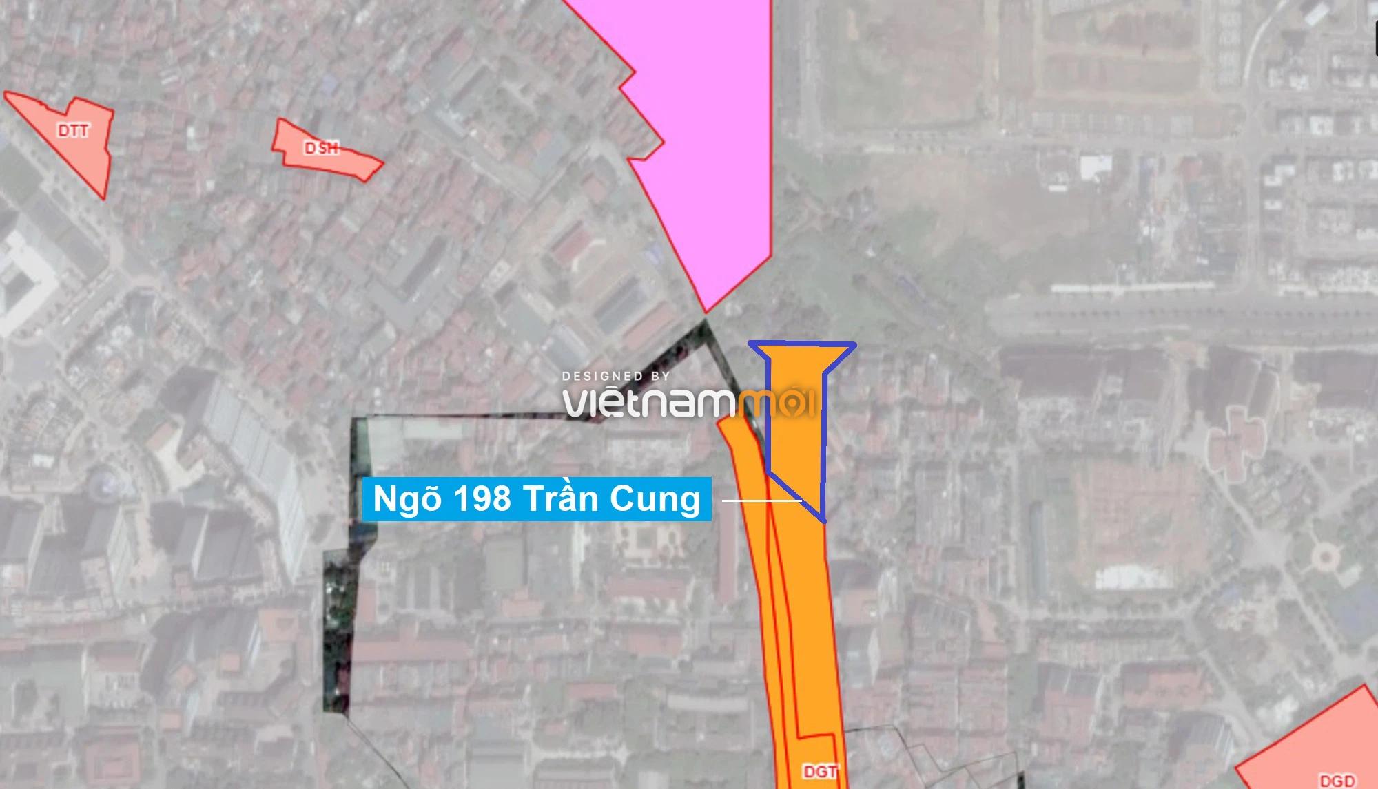 Những khu đất sắp thu hồi để mở đường ở quận Bắc Từ Liêm, Hà Nội (phần 3) - Ảnh 14.