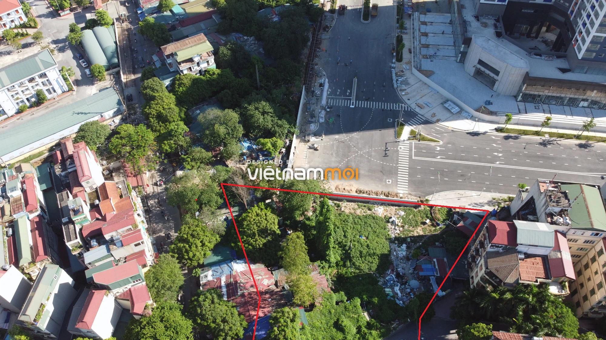 Những khu đất sắp thu hồi để mở đường ở quận Bắc Từ Liêm, Hà Nội (phần 3) - Ảnh 16.