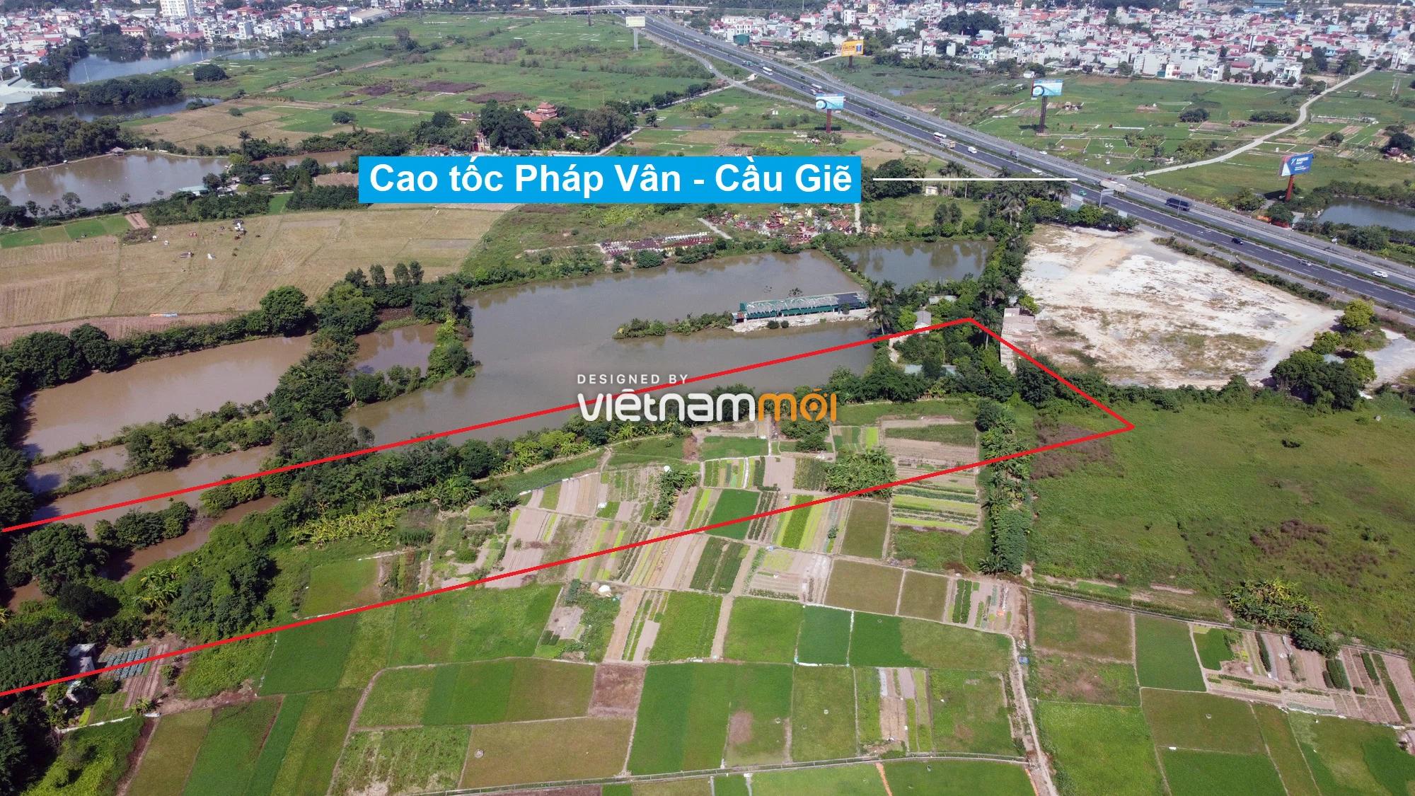 Những khu đất sắp thu hồi để mở đường ở xã Liên Ninh, Thanh Trì, Hà Nội (phần 1) - Ảnh 5.