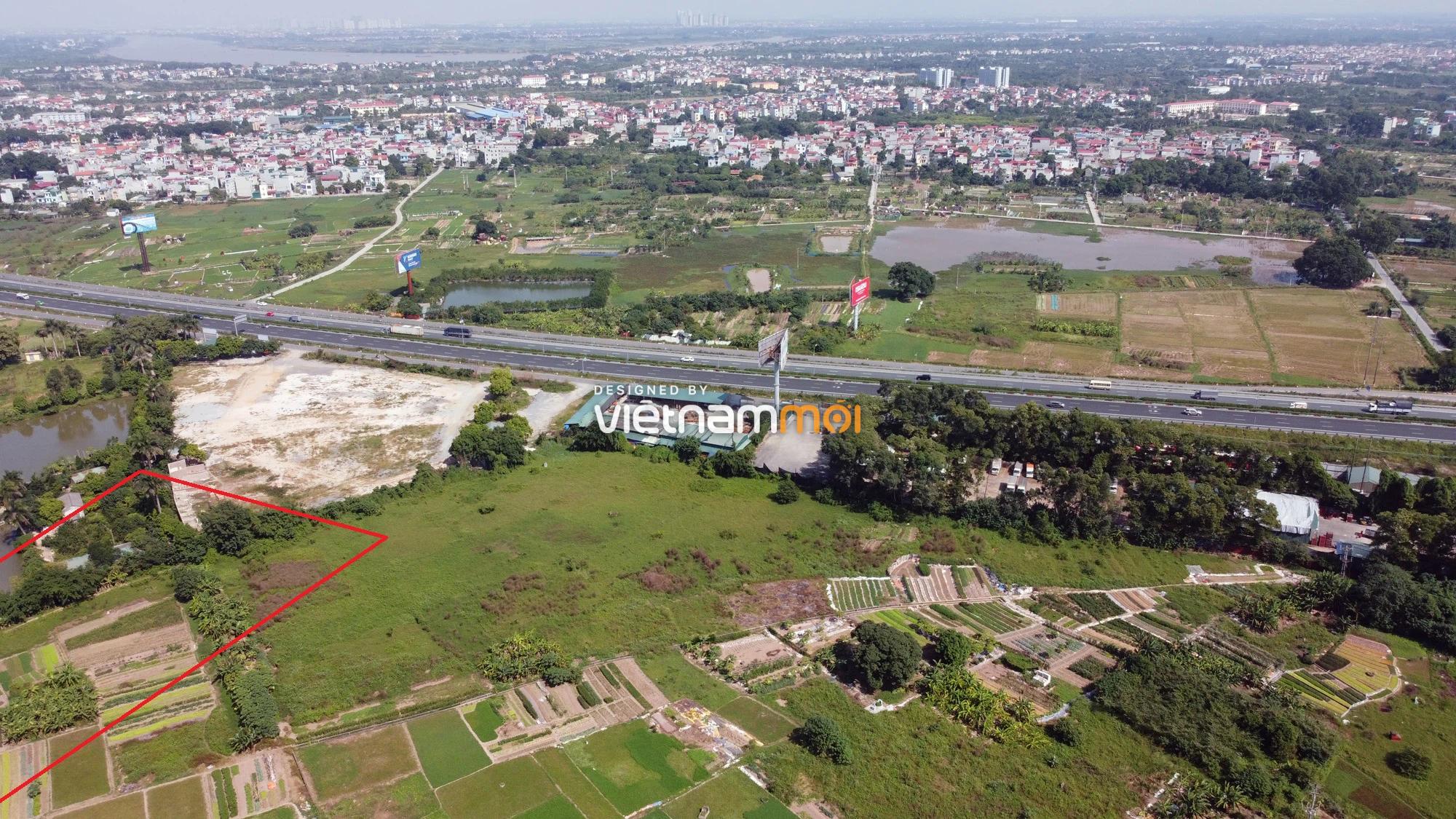 Những khu đất sắp thu hồi để mở đường ở xã Liên Ninh, Thanh Trì, Hà Nội (phần 1) - Ảnh 6.