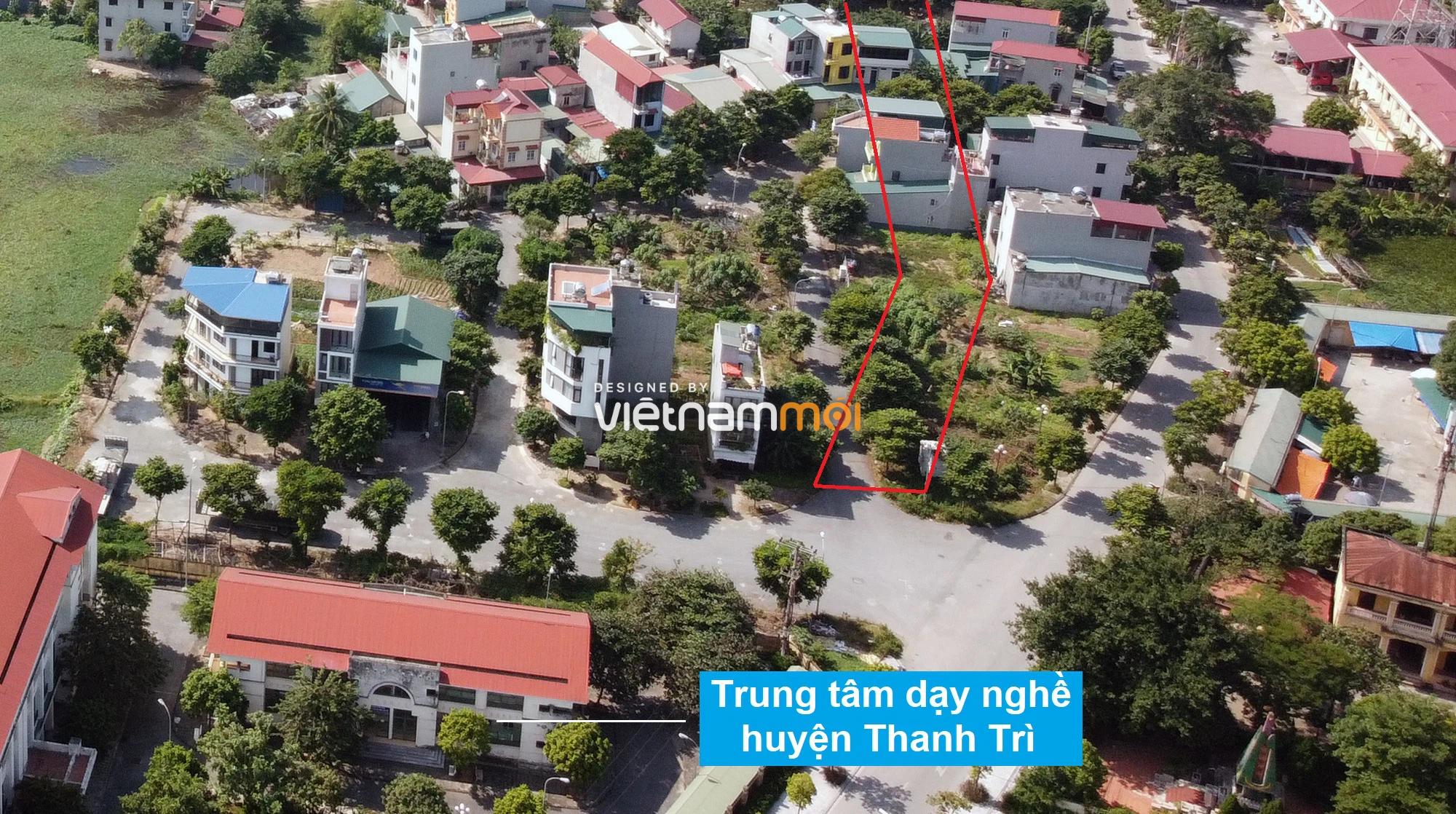 Những khu đất sắp thu hồi để mở đường ở xã Liên Ninh, Thanh Trì, Hà Nội (phần 1) - Ảnh 10.