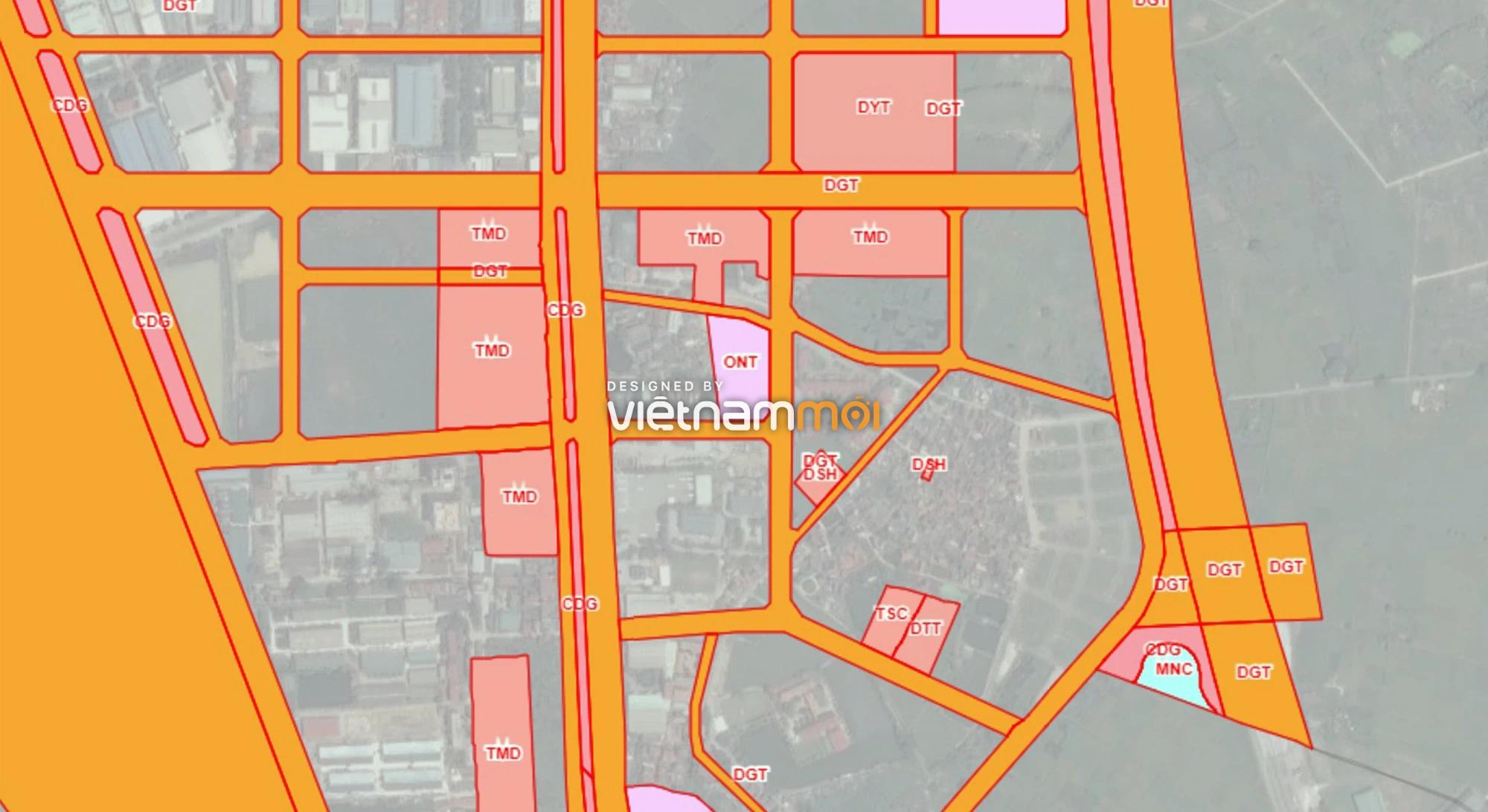 Những khu đất sắp thu hồi để mở đường ở xã Liên Ninh, Thanh Trì, Hà Nội (phần 1) - Ảnh 12.