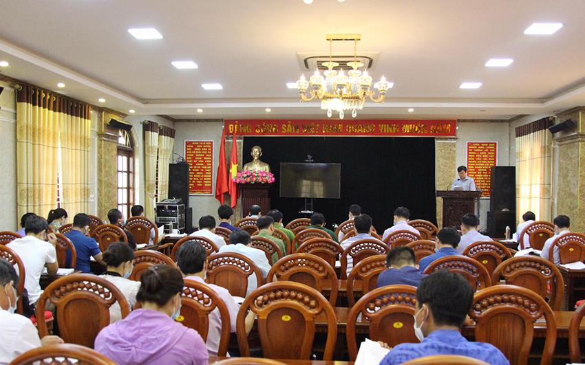Gỡ khó cho dự án khu dân cư mới chậm tiến độ ở Ninh Giang - Ảnh 1.