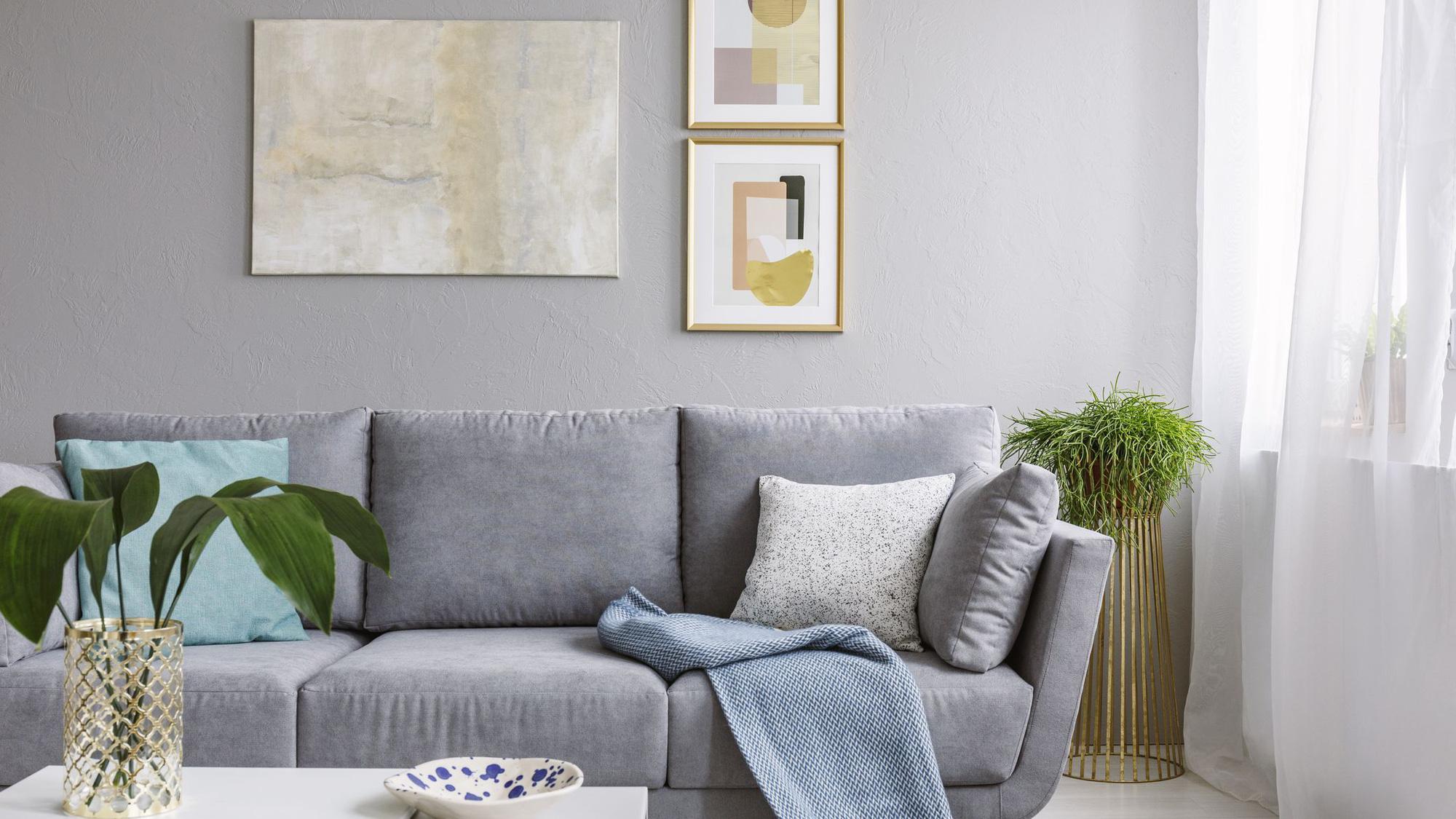 Top 5 xu hướng phòng khách 'lên ngôi' trong năm 2021 - Ảnh 10.