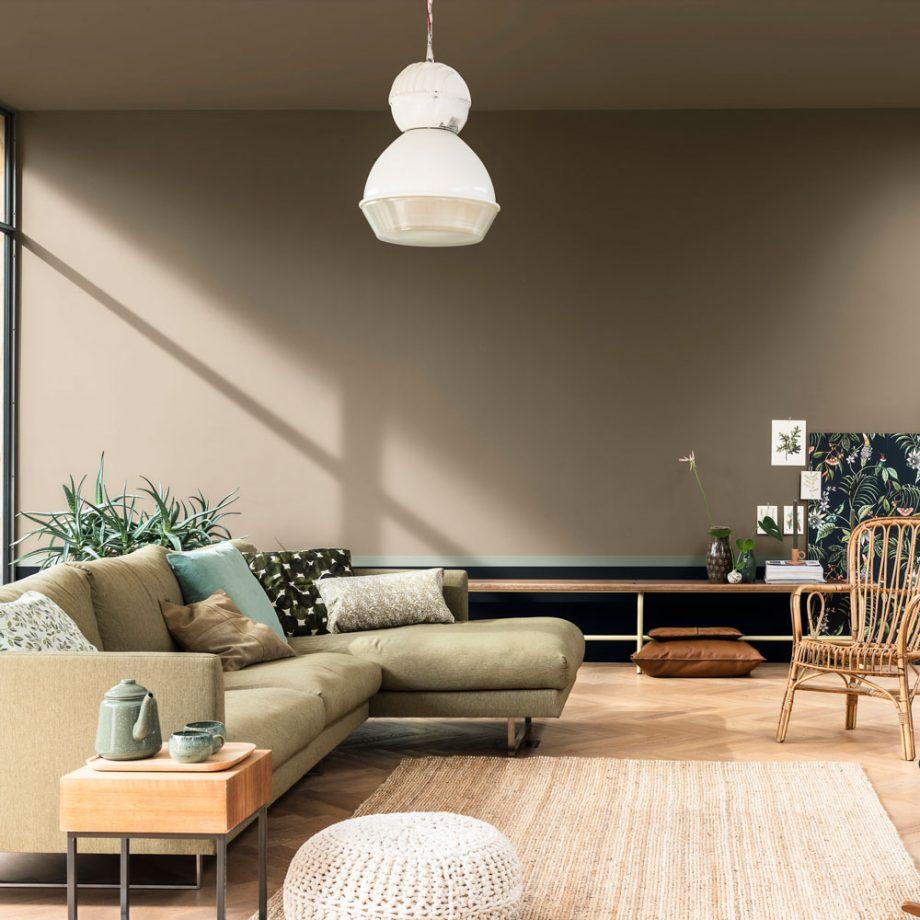 Top 5 xu hướng phòng khách 'lên ngôi' trong năm 2021 - Ảnh 4.