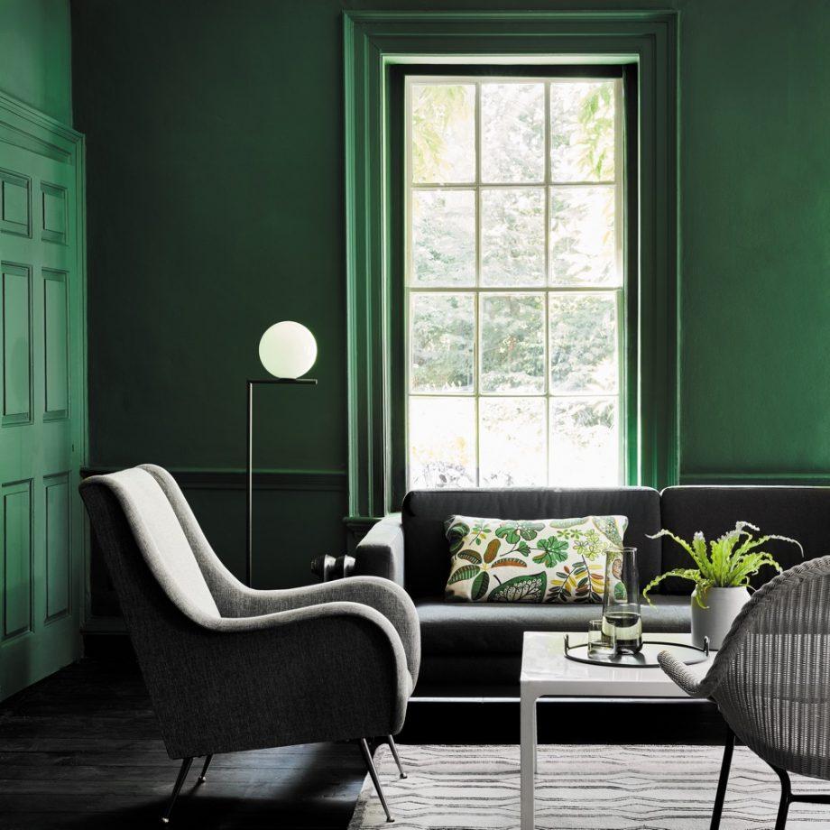 Top 5 xu hướng phòng khách 'lên ngôi' trong năm 2021 - Ảnh 3.