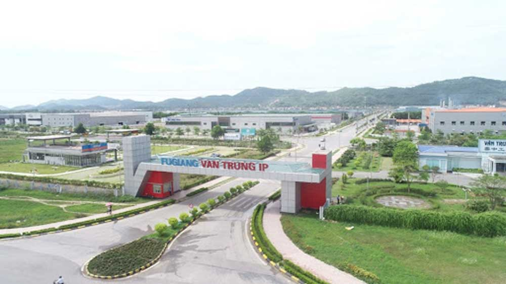Bắc Giang phấn đấu đến năm 2030 có 29 khu công nghiệp - Ảnh 1.
