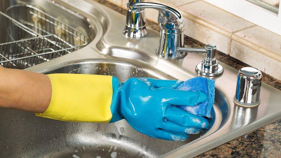 5 mẹo vệ sinh nhà bếp cực kỳ hữu dụng, ít người biết - Ảnh 3.