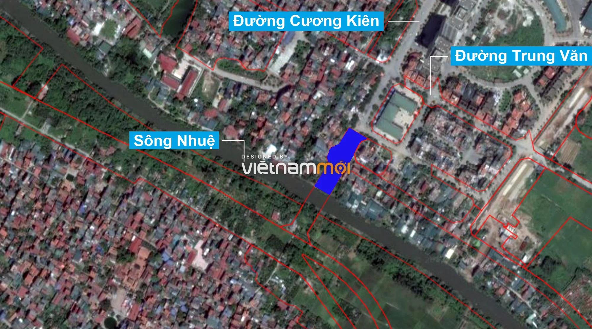 Những khu đất sắp thu hồi để mở đường ở phường Trung Văn, Nam Từ Liêm, Hà Nội (phần 1) - Ảnh 2.