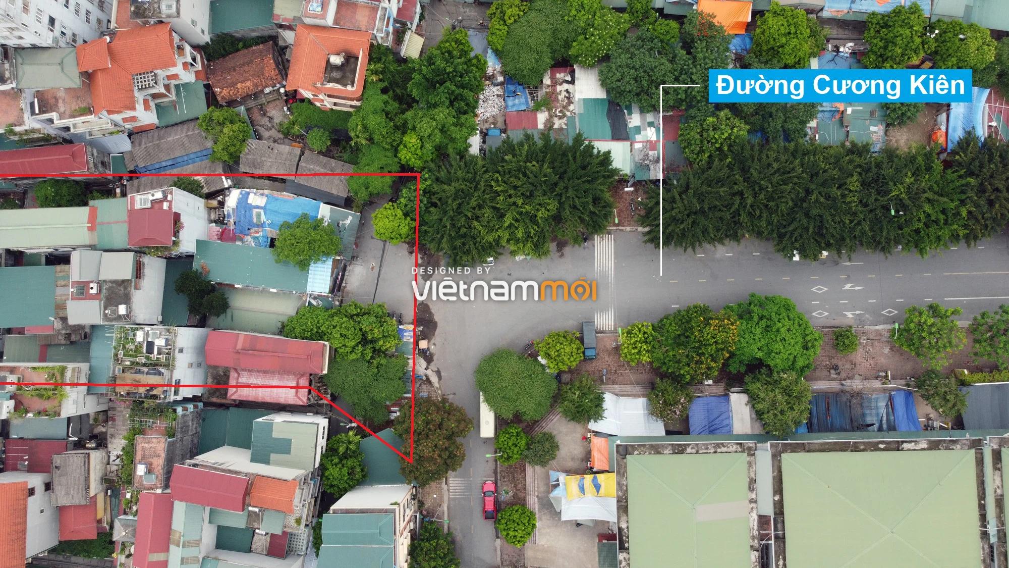 Những khu đất sắp thu hồi để mở đường ở phường Trung Văn, Nam Từ Liêm, Hà Nội (phần 1) - Ảnh 3.