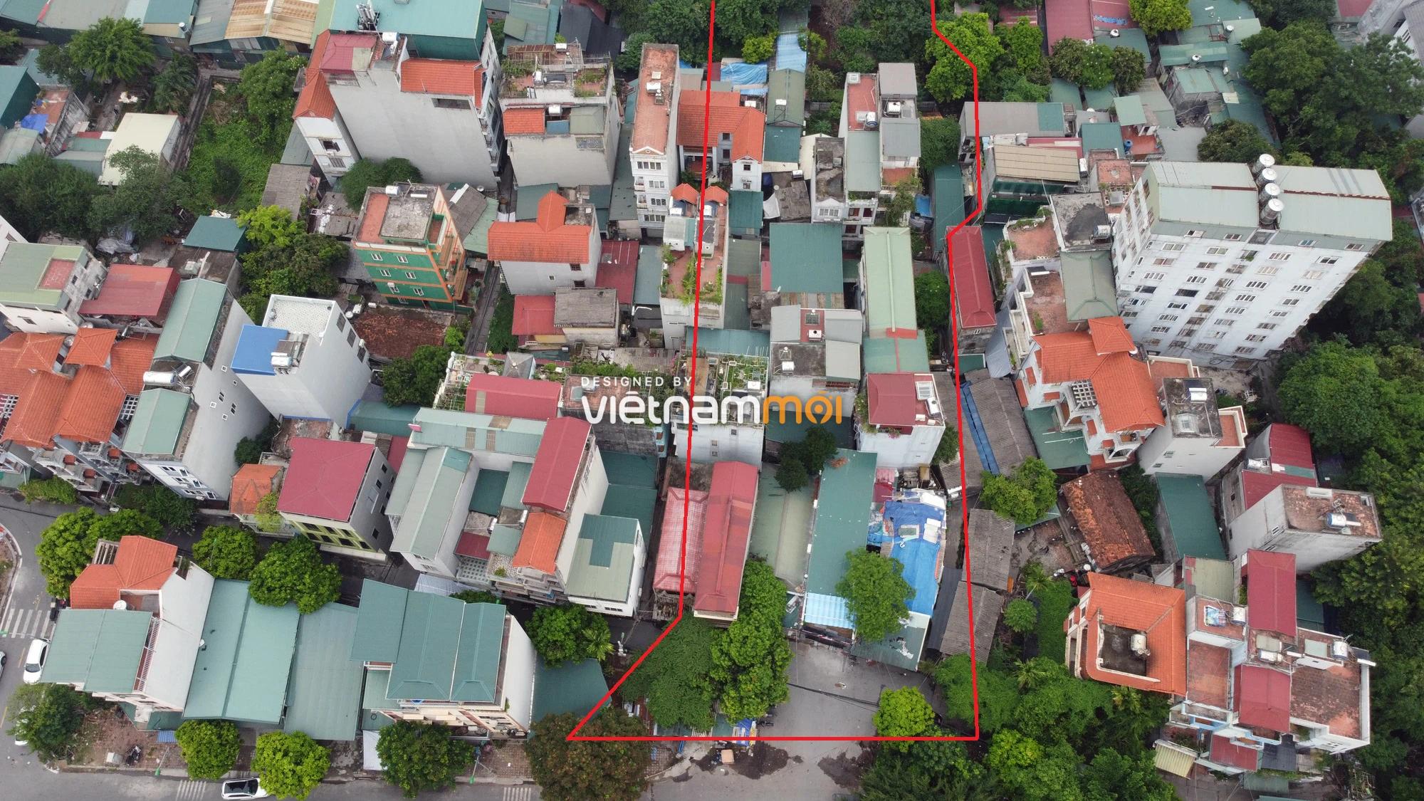 Những khu đất sắp thu hồi để mở đường ở phường Trung Văn, Nam Từ Liêm, Hà Nội (phần 1) - Ảnh 5.