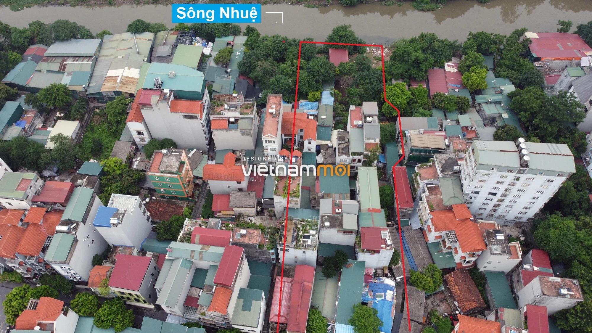 Những khu đất sắp thu hồi để mở đường ở phường Trung Văn, Nam Từ Liêm, Hà Nội (phần 1) - Ảnh 6.