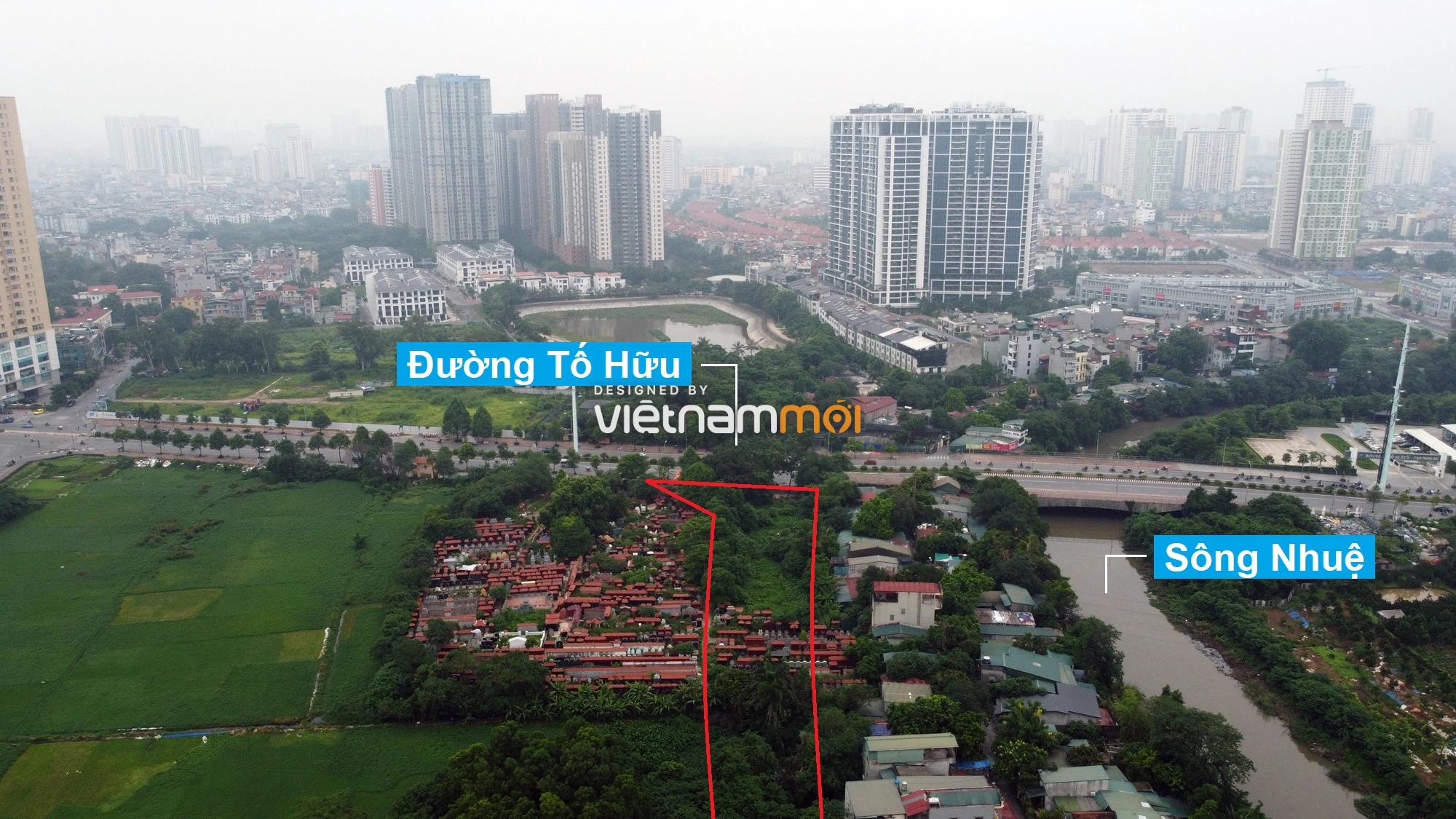 Những khu đất sắp thu hồi để mở đường ở phường Trung Văn, Nam Từ Liêm, Hà Nội (phần 1) - Ảnh 9.