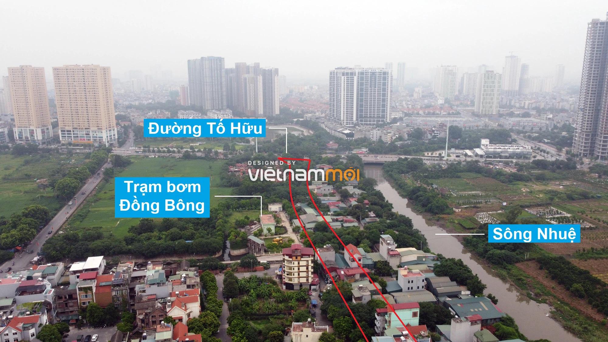 Những khu đất sắp thu hồi để mở đường ở phường Trung Văn, Nam Từ Liêm, Hà Nội (phần 1) - Ảnh 10.