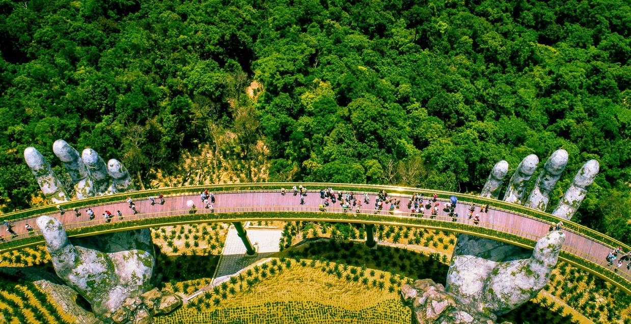 5 công trình nổi tiếng thế giới, góp phần thay đổi diện mạo thị trường du lịch Việt Nam - Ảnh 2.