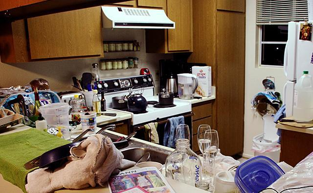 5 mẹo vệ sinh nhà bếp cực kỳ hữu dụng, ít người biết - Ảnh 1.