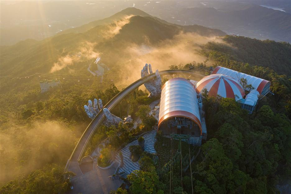 5 công trình nổi tiếng thế giới, góp phần thay đổi diện mạo thị trường du lịch Việt Nam - Ảnh 4.
