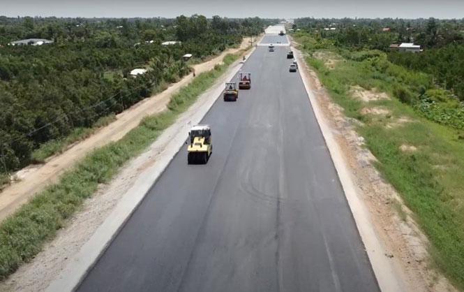 Thêm 500 tỷ đồng để đẩy nhanh thi công cao tốc Trung Lương - Mỹ Thuận - Ảnh 2.