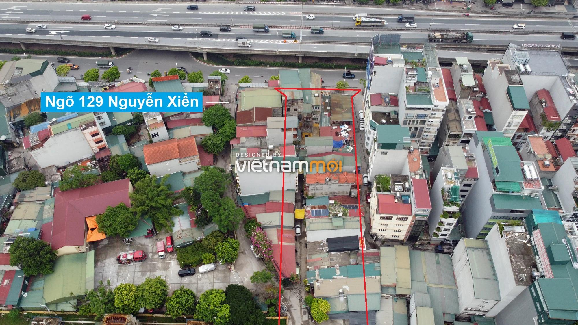 Những khu đất sắp thu hồi để mở đường ở quận Thanh Xuân, Hà Nội (phần 2) - Ảnh 4.