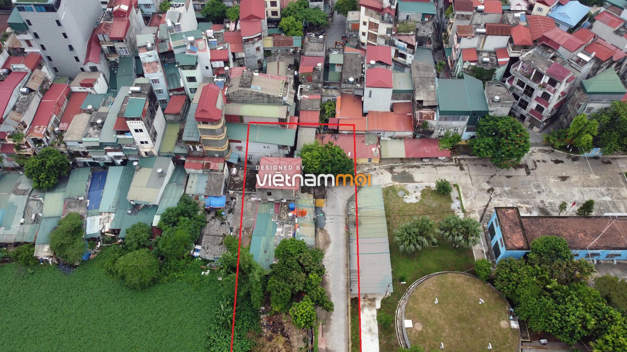 Những khu đất sắp thu hồi để mở đường ở quận Thanh Xuân, Hà Nội (phần 2) - Ảnh 7.
