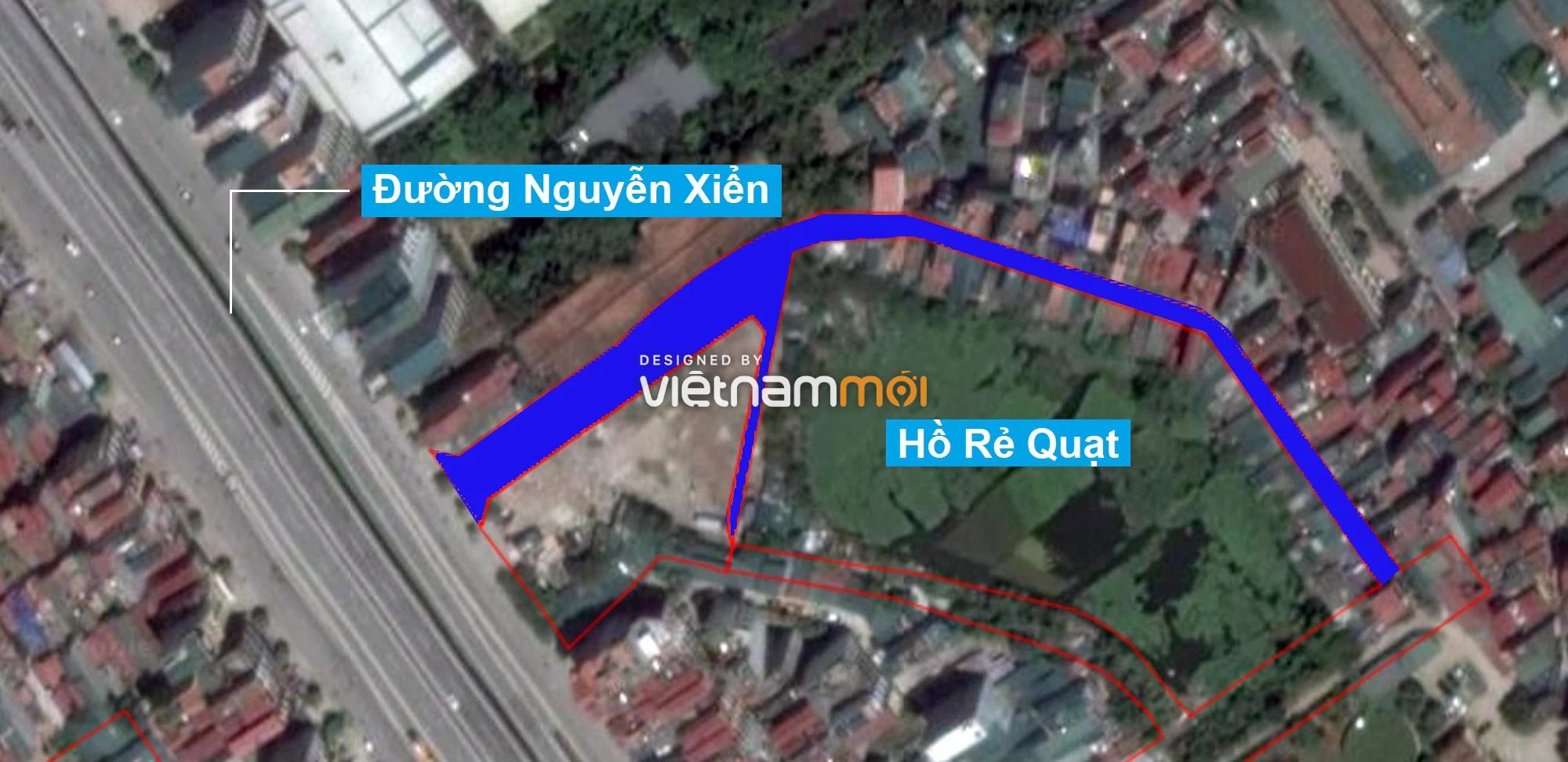 Những khu đất sắp thu hồi để mở đường ở quận Thanh Xuân, Hà Nội (phần 1) - Ảnh 9.