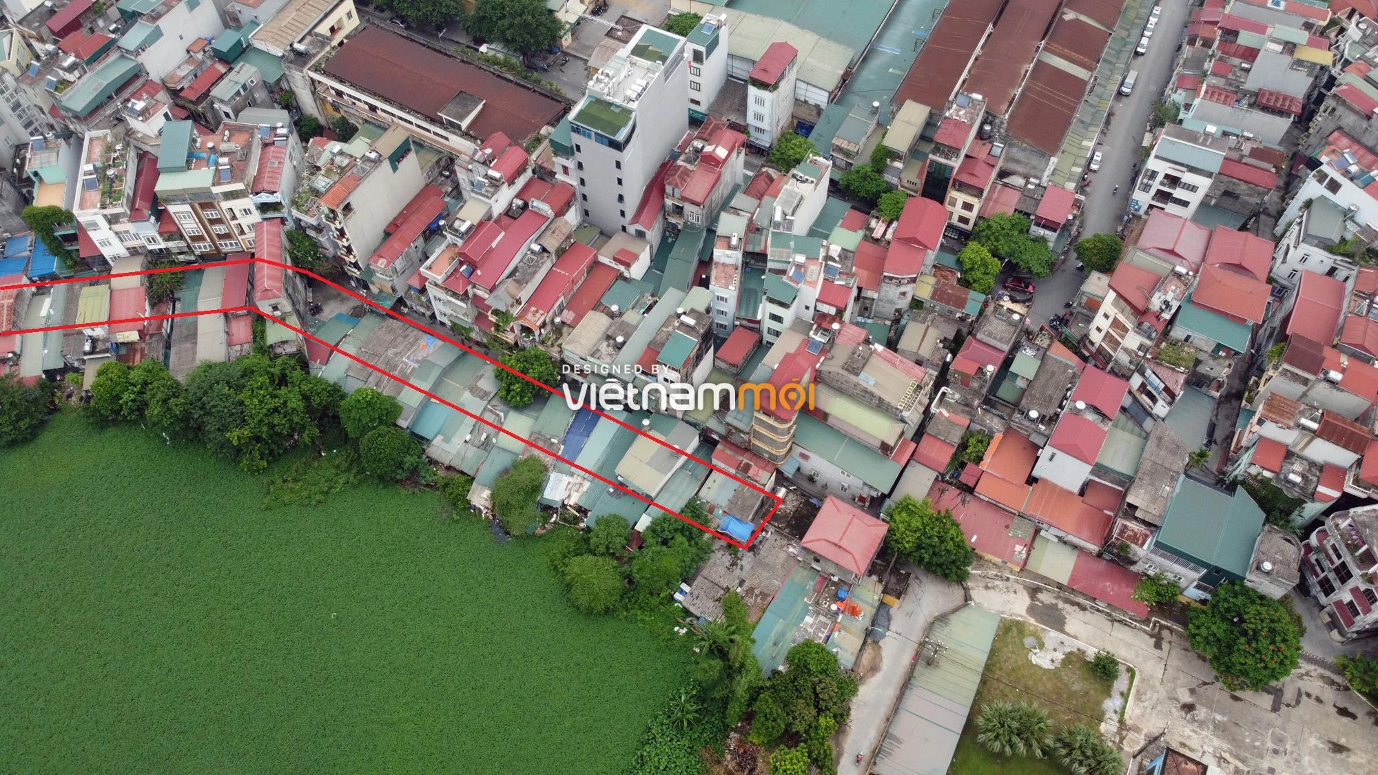 Những khu đất sắp thu hồi để mở đường ở quận Thanh Xuân, Hà Nội (phần 1) - Ảnh 13.