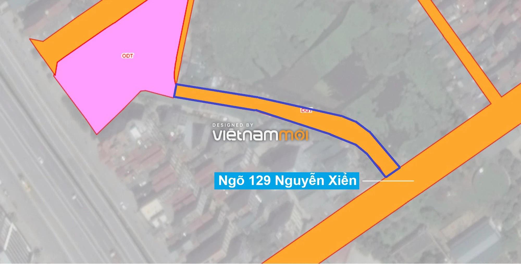 Những khu đất sắp thu hồi để mở đường ở quận Thanh Xuân, Hà Nội (phần 1) - Ảnh 15.