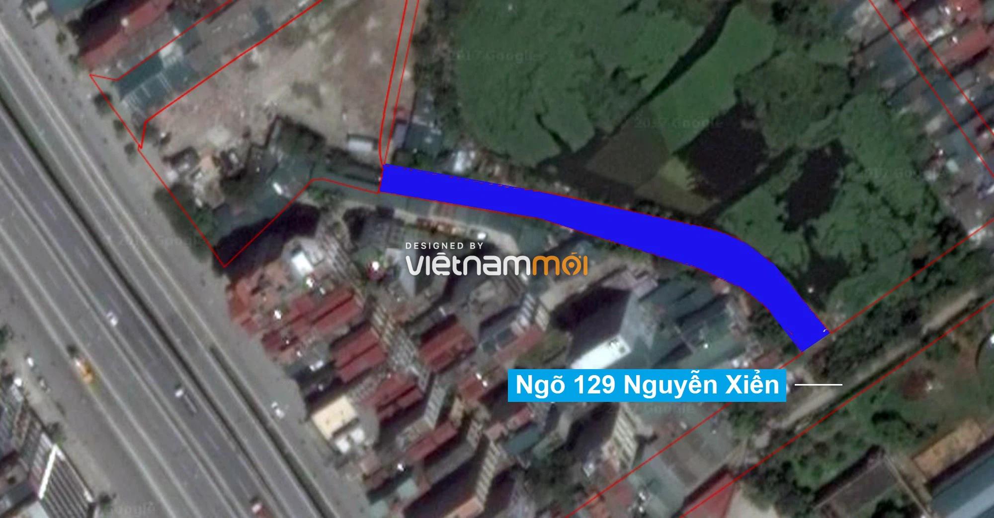 Những khu đất sắp thu hồi để mở đường ở quận Thanh Xuân, Hà Nội (phần 1) - Ảnh 16.
