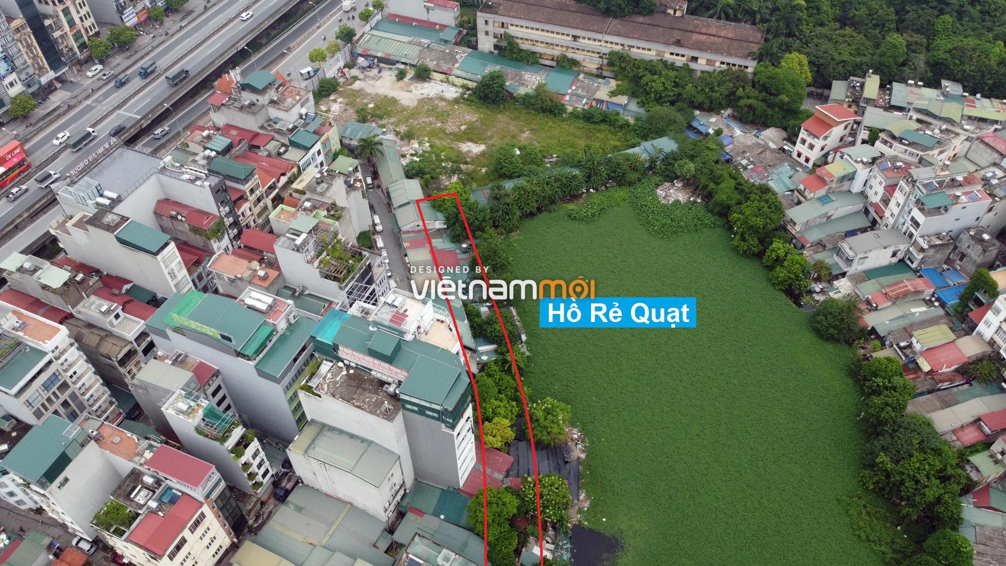 Những khu đất sắp thu hồi để mở đường ở quận Thanh Xuân, Hà Nội (phần 1) - Ảnh 18.