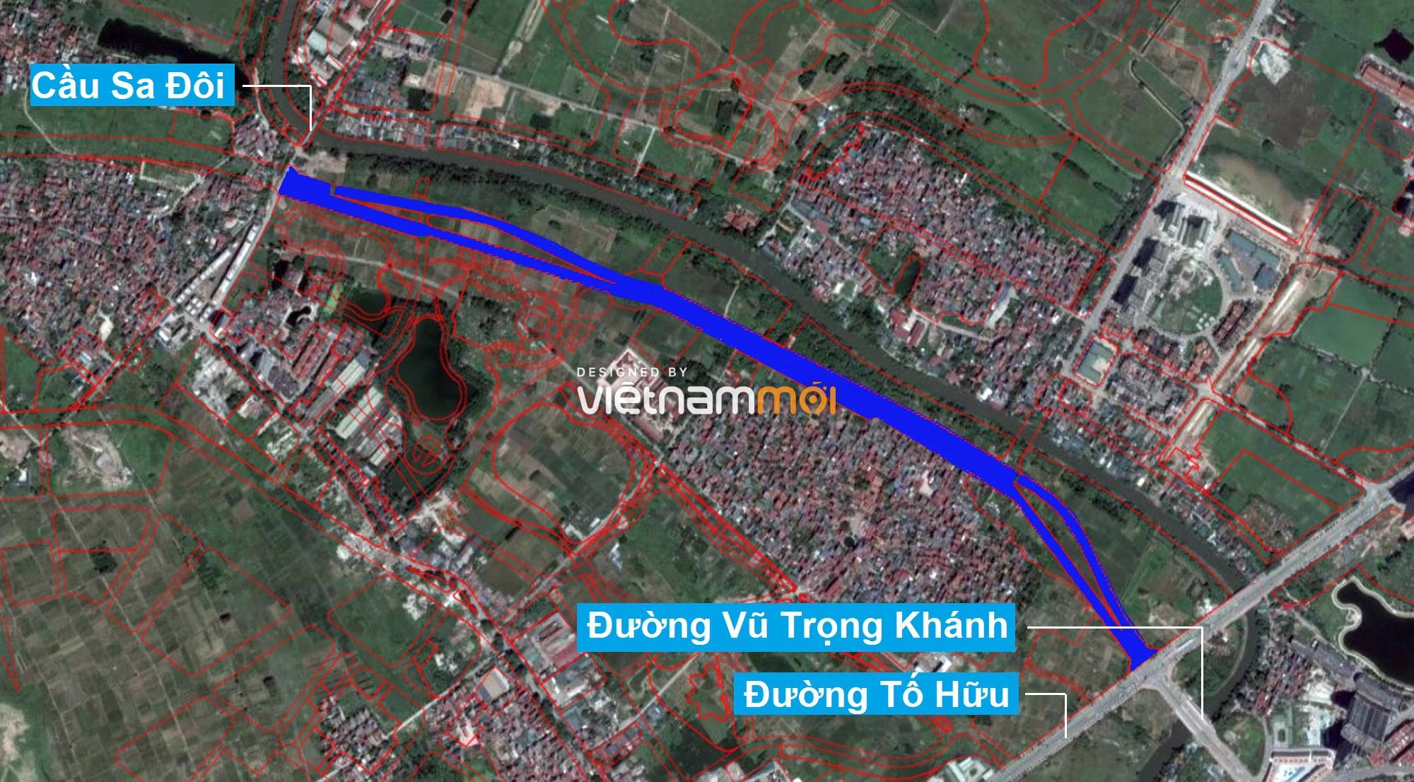 Những khu đất sắp thu hồi để mở đường ở phường Đại Mỗ, Nam Từ Liêm, Hà Nội (phần 2) - Ảnh 2.