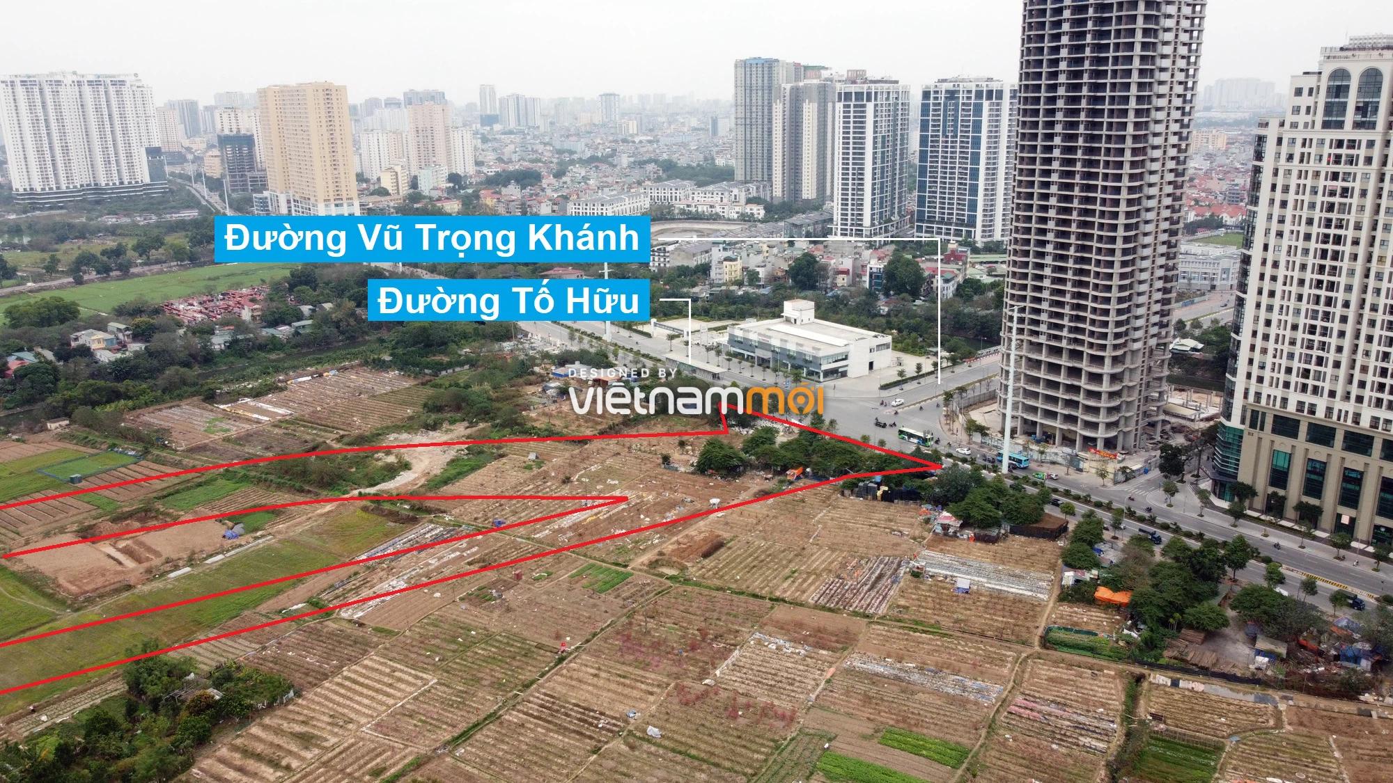 Những khu đất sắp thu hồi để mở đường ở phường Đại Mỗ, Nam Từ Liêm, Hà Nội (phần 2) - Ảnh 7.