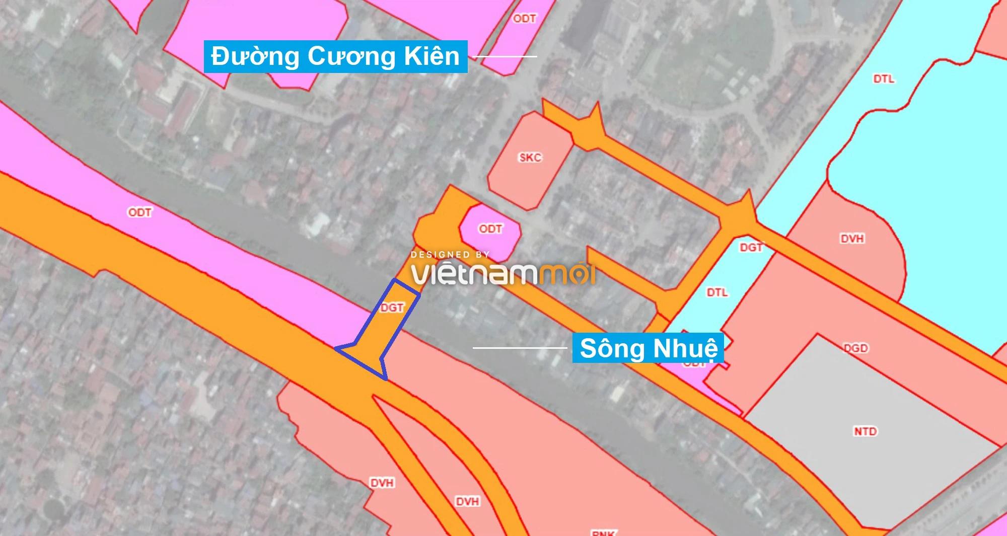 Những khu đất sắp thu hồi để mở đường ở phường Đại Mỗ, Nam Từ Liêm, Hà Nội (phần 2) Chưa xong - Ảnh 8.
