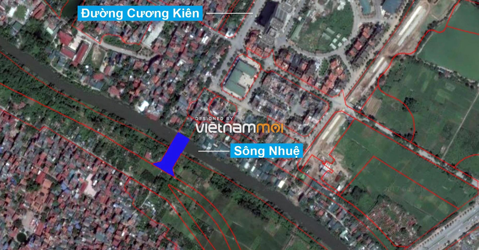 Những khu đất sắp thu hồi để mở đường ở phường Đại Mỗ, Nam Từ Liêm, Hà Nội (phần 2) Chưa xong - Ảnh 9.