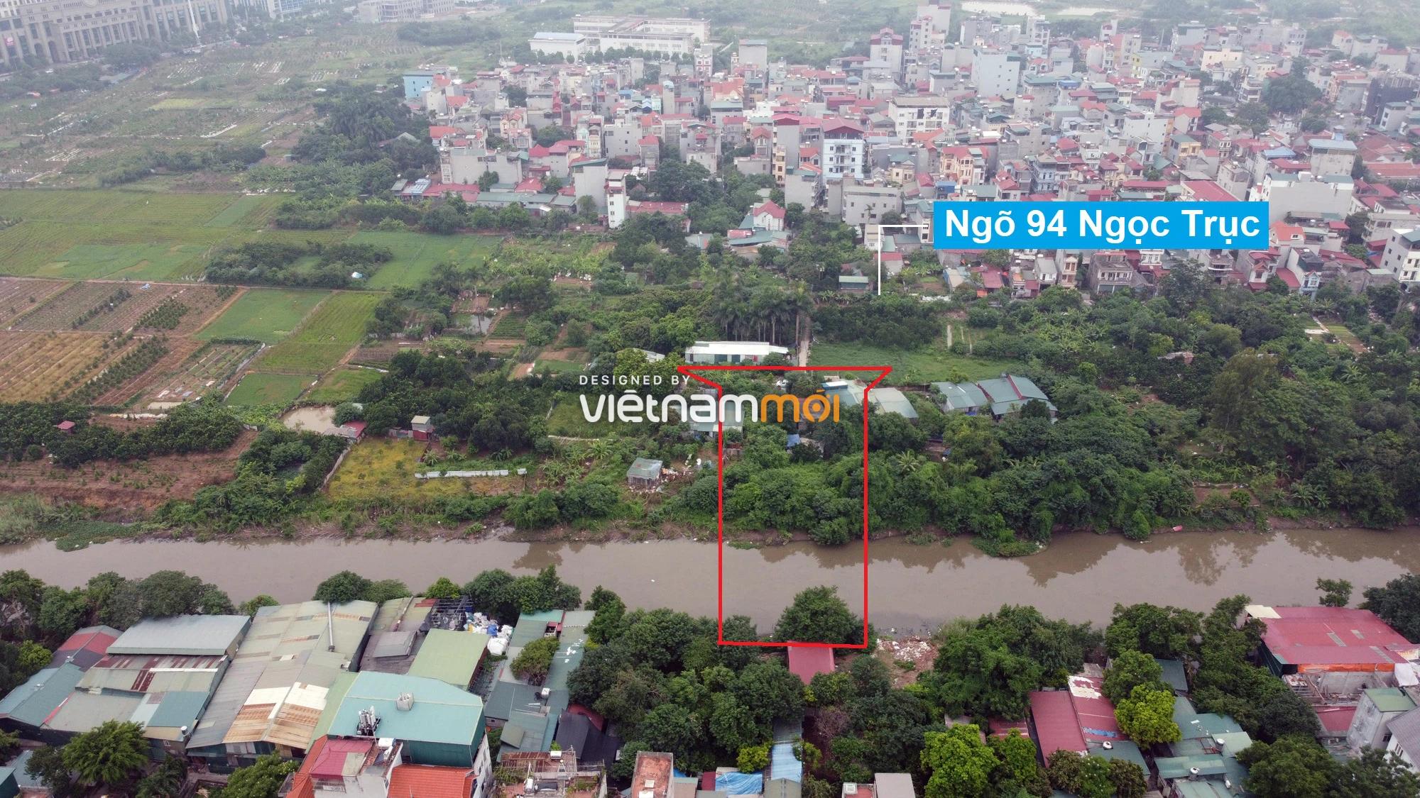 Những khu đất sắp thu hồi để mở đường ở phường Đại Mỗ, Nam Từ Liêm, Hà Nội (phần 2) Chưa xong - Ảnh 10.